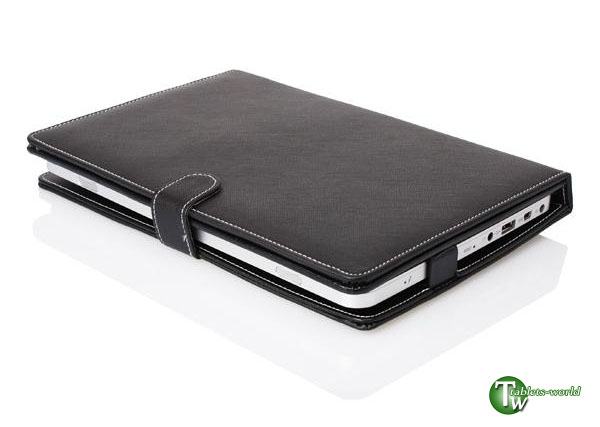 Leather Case Keyboard 10'' for Android,Windows tablet PCs