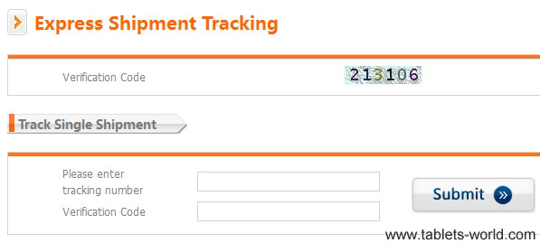 how to track order number sports chek