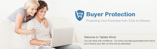 Tablets World - Buyer Protection