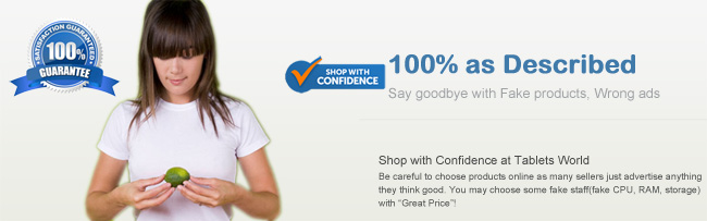 Tablets World - Shop with Confidence