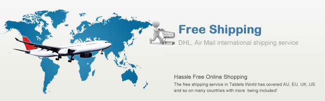 Tablets World - Free Shipping