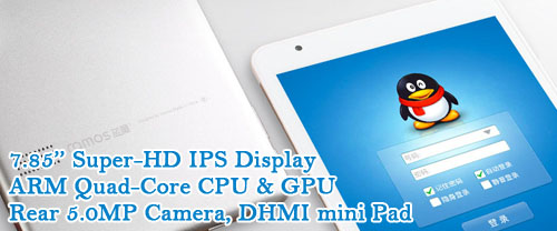 Ramos X10 mini Pad IPS Quad Core Android Tablet computer