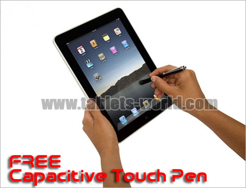 capacitive stylus for tablet pc