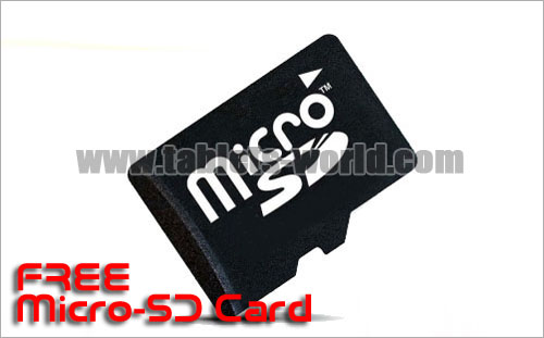 micro-sd card for tablet pc