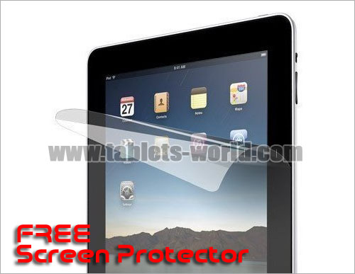 screen protector for tablet pc