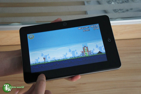 haipad m7 google android 2.3 gingerbread 7'' capacitive touchscreen wifi 3g tablet pc