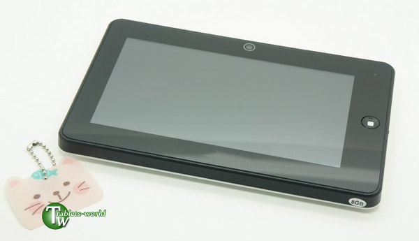 7'' haipad m7-m google android 2.3 gingerbread capacitive multi touchscreen bluetooth tablet pc