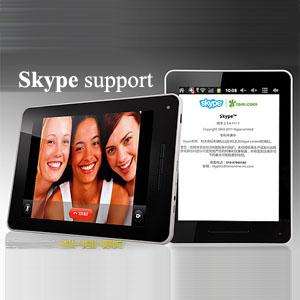 Android 2.3 4.0 Ice Cream Sandwich 8'' Onda vi30 Tablet PC luxury 8gb Skype