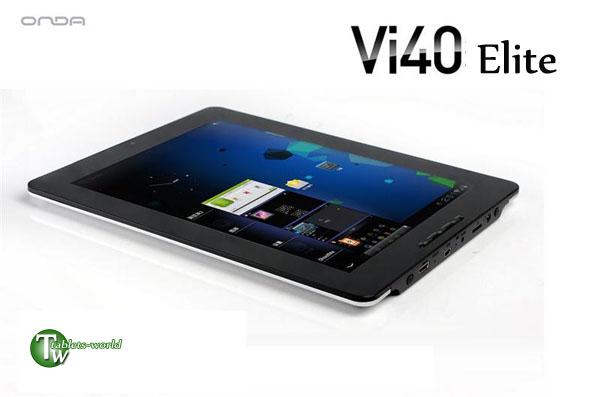1GB RAM 1.5GHz CPU 16GB hdd Onda vi40 elite Google Android 4.0 Tablet Wifi 3G 9.7'' IPS touchscreen