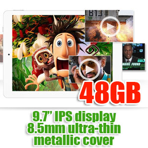 Onda V975s Quad-Core 9.7 inch Android Tablet PC 48GB Bundle Sale