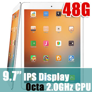 9.7 inch IPS Onda V975s A83T Octa Core Google Android 4.4 Tablet 48GB