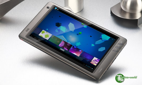 7.0 inch HD Google Android 4.0 ICS Ramos Pt W19 Wifi 3G tablet PC 9.9mm ultra-thin design dual cameras