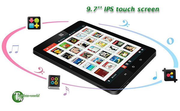 smartq t10 ten tablet android 9 7 ips capacitive multitouch cortex a9