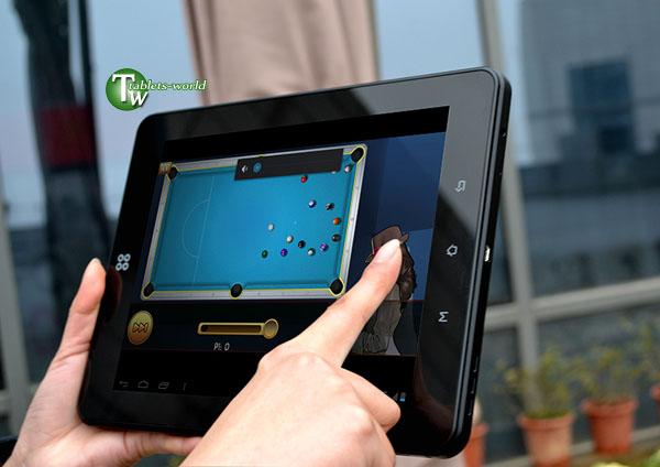 Texas Instruments TI OMAP4430 Dual-Core 9.7'' IPS Android 4.0 SmartQ Ten3 1GB LPDDR II RAM tablet PC