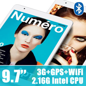 9.7 Air Retina Display Phone Call Intel Super Pad Teclast X98 Air 3G