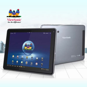 ViewSonic ViewPad 97a 9.7 inch Capacitive IPS HD touchscreen Android 2.3 Tablet WiFi 16gb Version