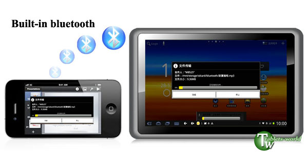 7'' Google Android 2.3 Gingerbread capacitive IPS FFS HD touch screen WIFI 3G GSM GPRS BLUETOOTH phone tablet pc